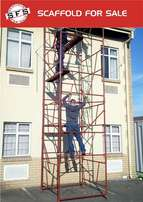 Scaffold for Sale and Hire