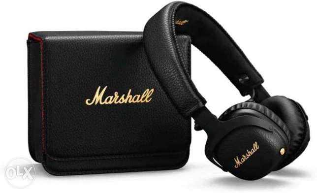 Marshall Mid ANC Active Noise Cancelling On-Ear Wireless Bluetooth