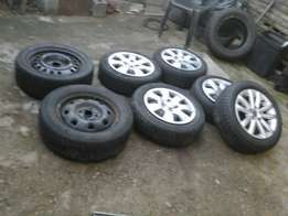 Wheels for hyandai gets