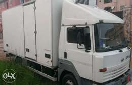 Tokunbo Eco-T.100 Nissan coldroom truck