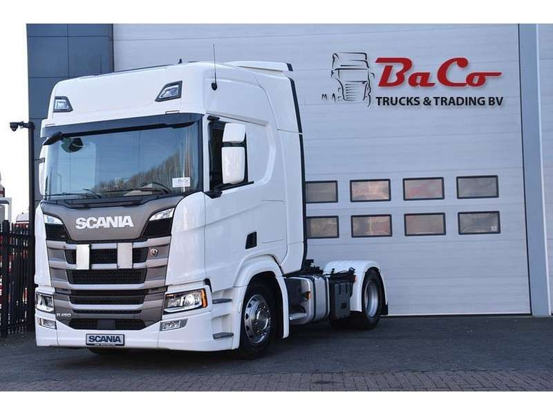 Scania R 450 A4x2na Ngs 20h - Euro 6 - Only 56 Tkm - Like New - - 2018