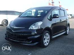 Offer! Toyota Ractis 750k cash. Hire purchase accepted
