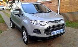 2015 Ford EcoSport 1.5TDCi Trend Trend Still In A Good Condition For S