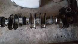 Iveco crank and conrods