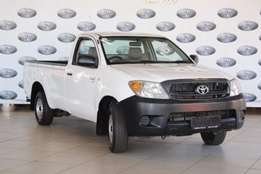2007 Toyota Hilux 2.0 VVTi Single Cab,
