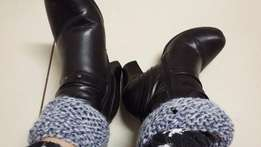 slipper,socks,boot cuffs
