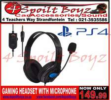 PS4 GAMING Headset with Microphone
