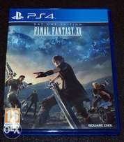 PS4 Final fantasy XV for sale or swap