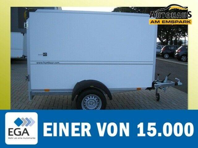 Humbaur HK 752513-15P 750kg Koffer