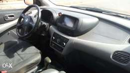 Clean in and out Almera Tino