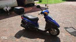2008 Yamaha 125rs scooter for sale