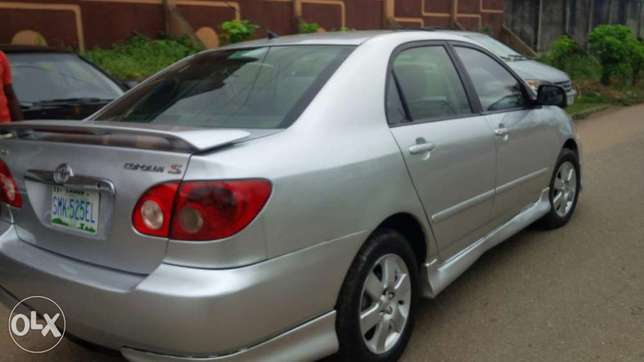 2007 toyota corola sport for sale cheap Alimosho - image 2