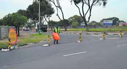 Road Marking Black and Gifted Projects (Pty) Ltd are specialists in t