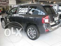 jeep compass spares