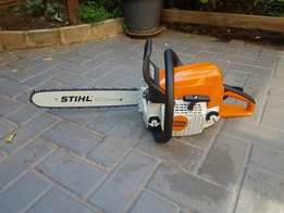 Stihl ms 250 chain saw