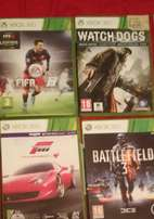 Xbox-360 games for sale don't miss out
