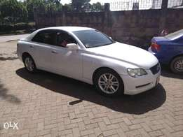 Best end of year offer, Toyota mark x