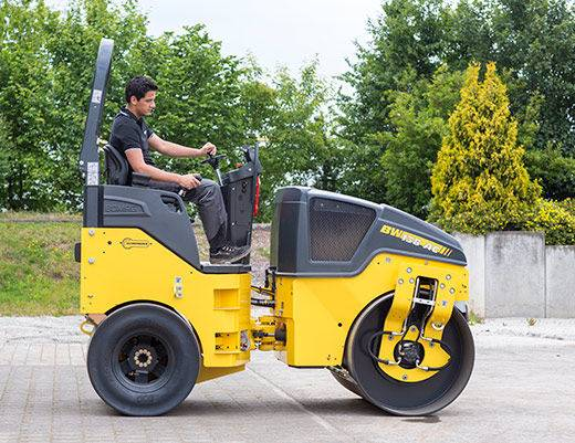 BOMAG BW 138 AС-5 - 2018