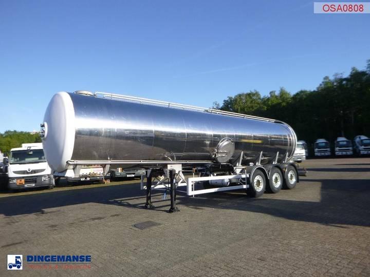 Magyar Food tank inox 30 m3 / 1 comp - 2008