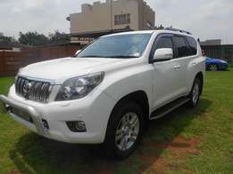 2013 Toyota Prado VX 3.0 TDI AT #3251