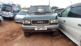 Isuzu bighorn on quick sell