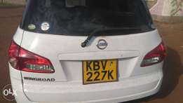 Nissan Wingroad kbv Auto 2006 model asking 450k