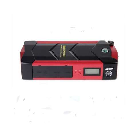 18000mAh Multi-Function Car Jump Starter Power Bank Ejigbo - image 1