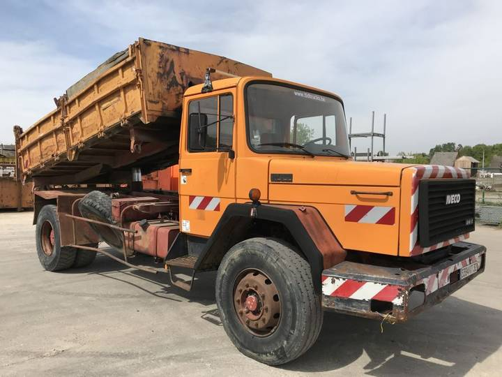 Iveco 190-20 **6CYL. FRENCH TRUCK-CAMION FRANCAIS** - 1985