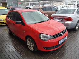2012 volkswagen polo vivo 5-door 1.4 trendline
