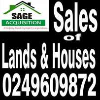 One plot of land at my residence at east legon for sale