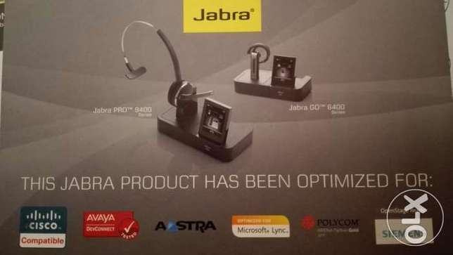 Bluetooth jabra hands free communication