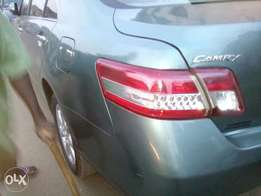 2010 Toyota Camry muscle