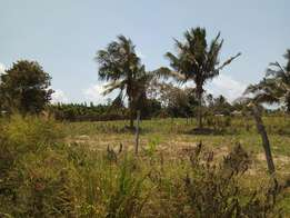 prime 200acre land Vipingo second row from sea asking 10M per acre