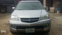 Clean Registered Acura MDX