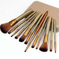 Make-up brushes, quality.