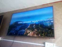 "55"" Samsung Smart led UHD 4k TV 2015"