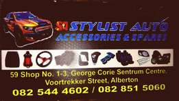 Accessories and parts good price 59 Voortrekker Road Alberton