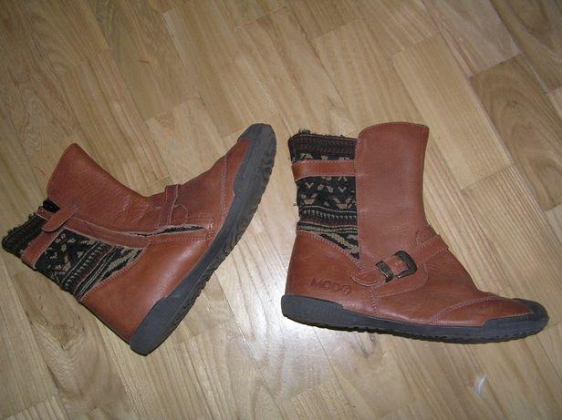 6d5d5b543 Ботинки полусапожки демисезонные для девочки деми Modo Франция  Каменец-Подольский - изображение 1