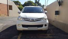 Toyota Avanza SX 1.5 For Sale