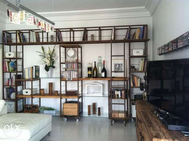 Furnished apartment for RENT - Clemenceau 180 SQM