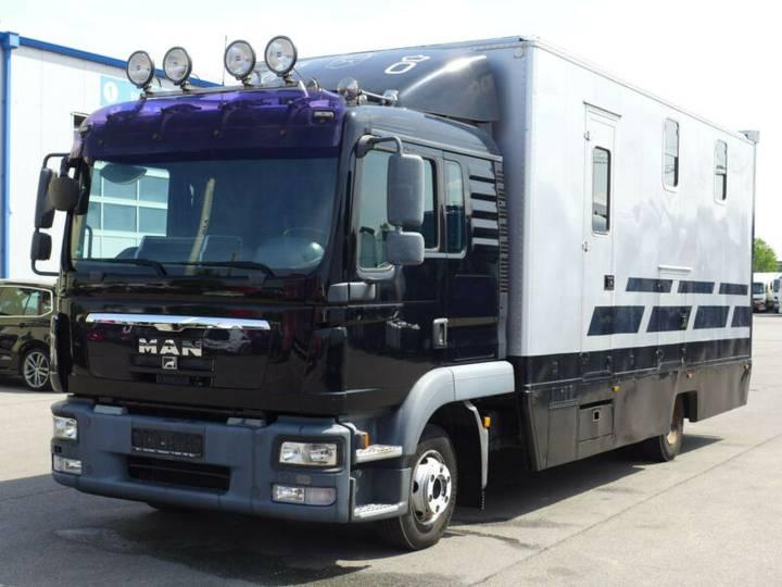 MAN TGL 8.220*Euro 5*AHK*Klima*Pferdetransporter*TÜV - 2010