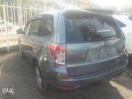 subaru forester very clean alloys sreen loe mileage