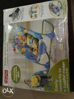 New Fisher Price Infant to Toddler Rocker/Bouncer
