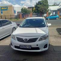 2009 Toyota Corolla Professional low km for R 89000.00