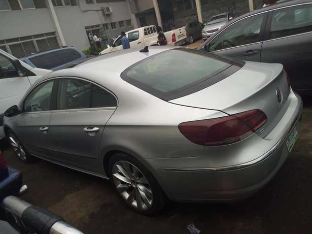 Neatly used Vw Cc Agege - image 6
