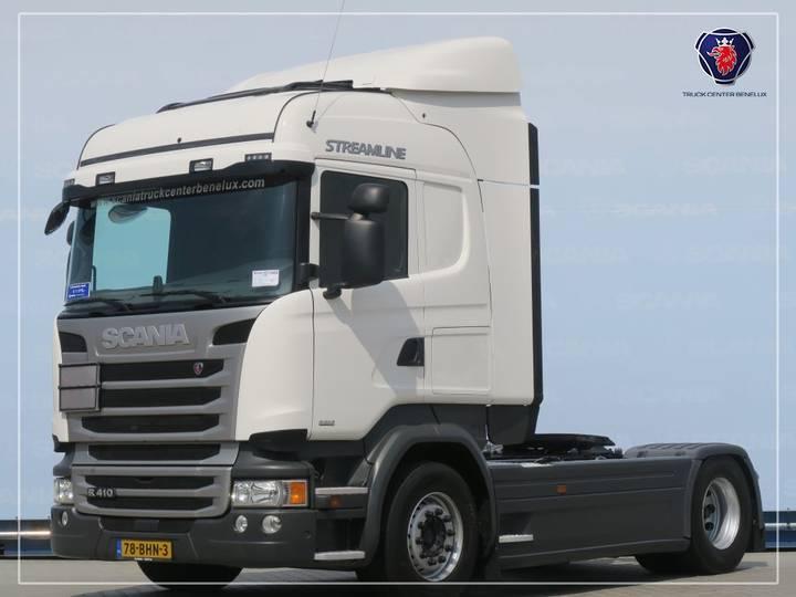 Scania R410 LA4X2MNA | 8T | Navi Diff. lock - 2016