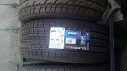 Tires in various profiles and brands from Ksh 4,000