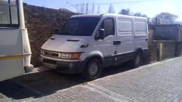 Iveco daily 2001 . Panelvan