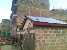 develop plot with income for sale 3,250,000/= githurai progressive