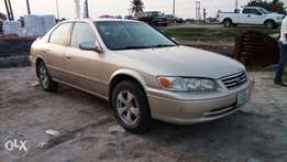 Registered Drop Lite Toyota Camry 2000 Model With Auto Fabric Cold AC